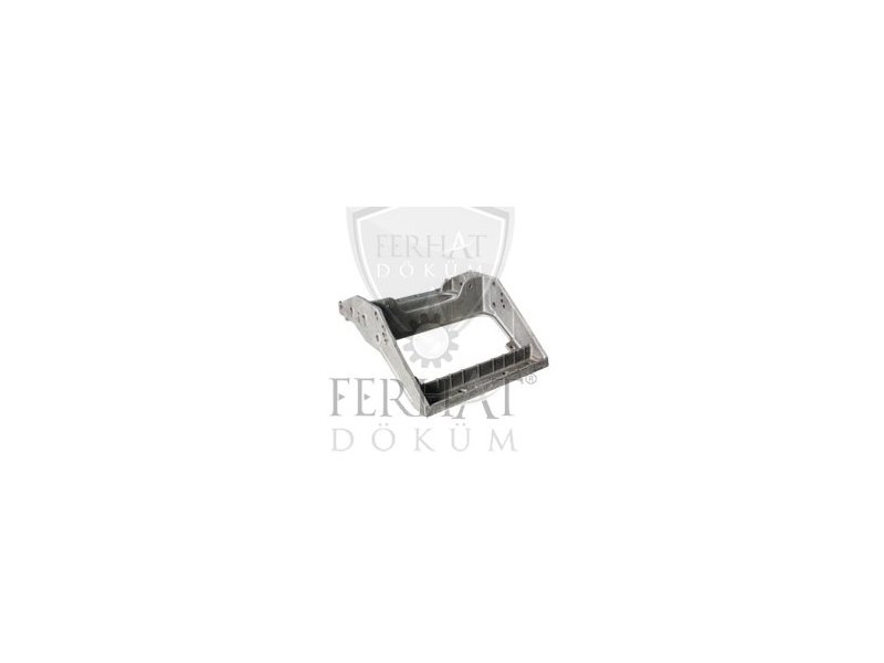 Foot Step Bracket Renault 5010610723