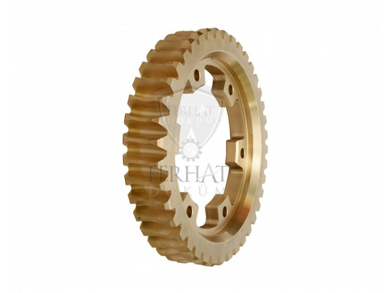 Earthmoving Machinery Spare Parts 2347035141 / 2347035141 Gear / 234-70-35141