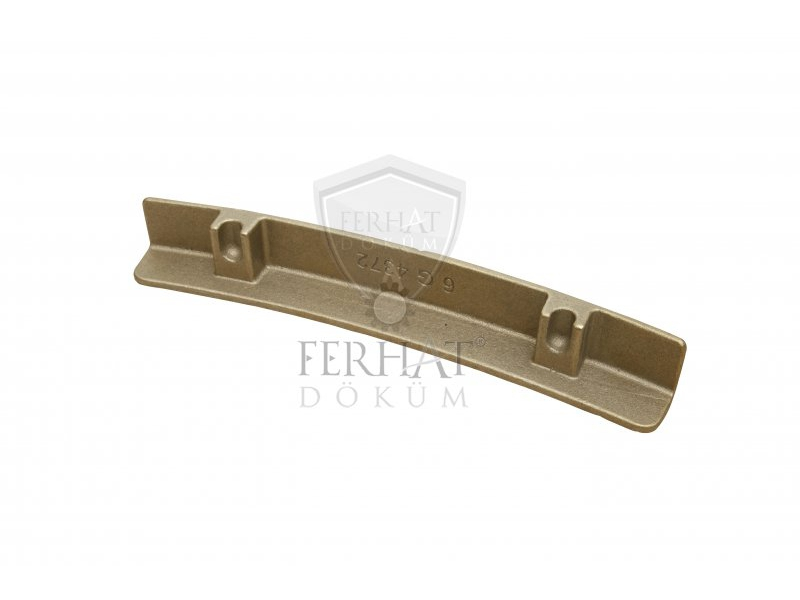 Strip - 6G4372 - Caterpillar İş Makinası Bronz Strip
