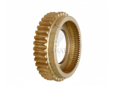 23B-70-52311 Gear / Heavy Equipment Spare Parts / Bronze Gear / Aftermarket Parts Caterpillar and Komatsu / 23B7052311, GD655-5 S/N 55001-UP